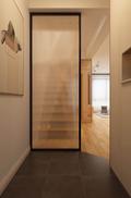 100平米复式日式风格玄关欣赏图