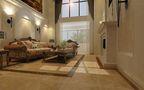 15-20万140平米复式欧式风格客厅欣赏图