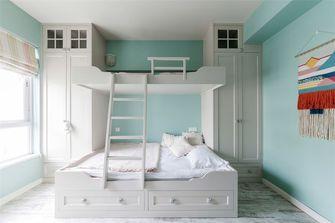 120平米三室两厅法式风格儿童房图
