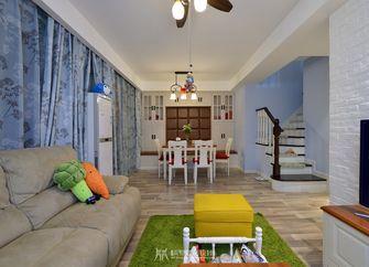 10-15万90平米欧式风格客厅欣赏图