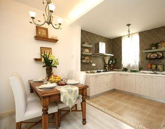 30平米以下超小户型田园风格厨房装修效果图