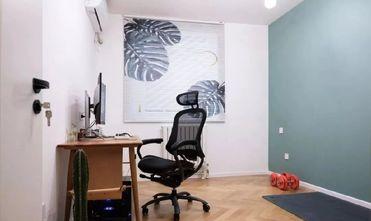 60平米一室一厅北欧风格健身室图