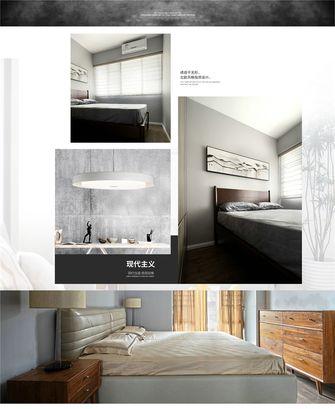 110平米三室三厅欧式风格卧室欣赏图
