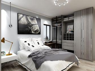 140平米复式北欧风格卧室图
