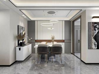 120平米四中式风格餐厅图