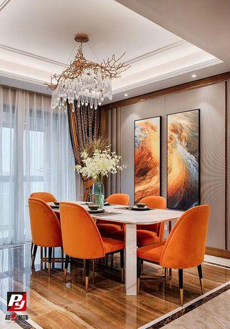 140平米四东南亚风格餐厅效果图