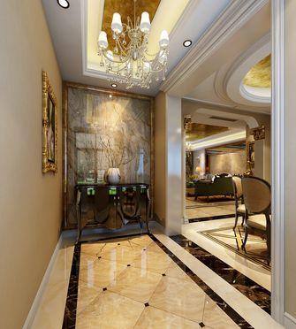 140平米三室两厅新古典风格玄关装修效果图