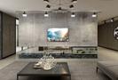 120平米公寓中式风格客厅效果图