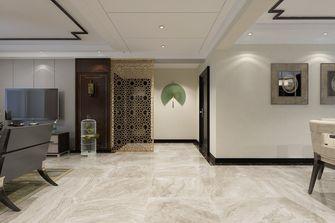 140平米三室两厅中式风格走廊装修案例