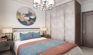 140平米三中式风格儿童房设计图