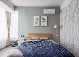 30平米以下超小户型北欧风格卧室装修效果图