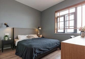 130平米四室三厅北欧风格卧室欣赏图
