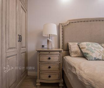 20万以上140平米四室两厅田园风格卧室装修图片大全
