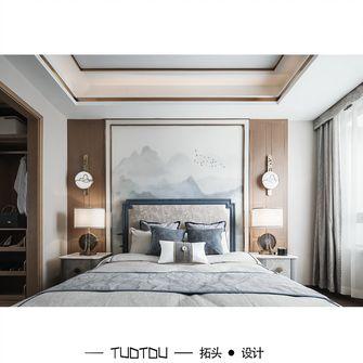 20万以上130平米四中式风格卧室图片大全