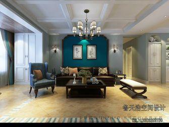140平米三地中海风格客厅图