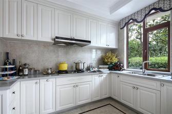 130平米公寓法式风格厨房装修效果图