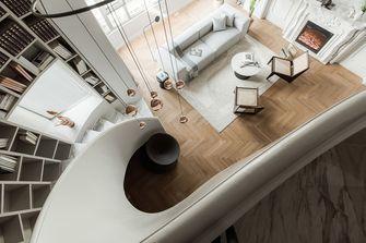 140平米复式法式风格楼梯间图