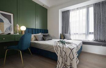 110平米复式现代简约风格卧室装修案例