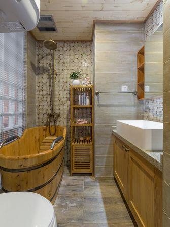 40平米小户型中式风格卫生间装修案例