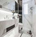 140平米四室一厅欧式风格卫生间欣赏图
