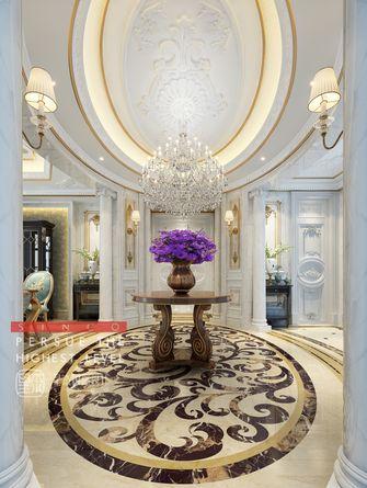 140平米四室四厅法式风格玄关图片大全