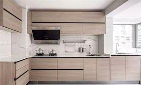 120平米四室兩廳現代簡約風格廚房圖片