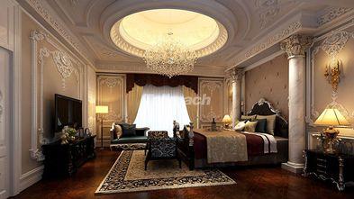 140平米别墅新古典风格卧室装修效果图
