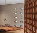 140平米现代简约风格影音室图