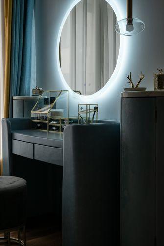 110平米三室一厅欧式风格梳妆台设计图