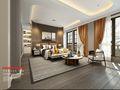 140平米别墅美式风格卧室图