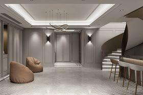 140平米別墅混搭風格餐廳圖片大全