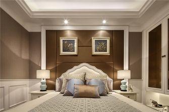 80平米三室两厅美式风格卧室图片