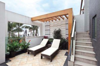 20万以上140平米别墅新古典风格阳光房图