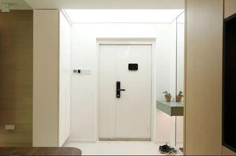 100平米三室一厅日式风格玄关欣赏图