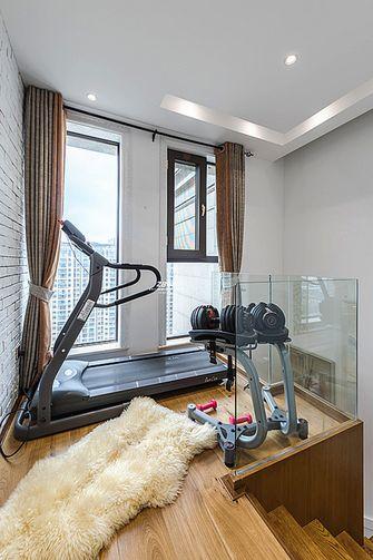 120平米混搭风格健身室装修效果图