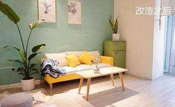 60平米一居室宜家风格客厅设计图
