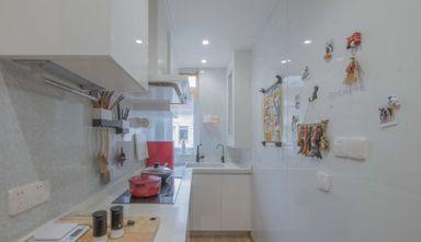 110平米三田园风格厨房欣赏图