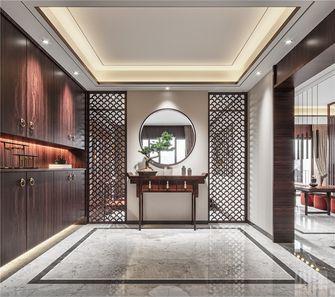 140平米三室三厅中式风格玄关图片