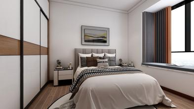 100平米四室两厅中式风格卧室效果图