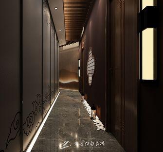140平米中式风格走廊效果图