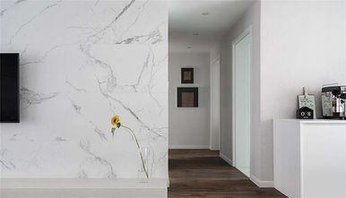 140平米三室一厅北欧风格客厅图