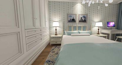 50平米地中海风格卧室装修案例