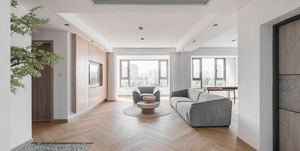 140平米四室两厅日式风格客厅欣赏图