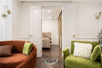 50平米小户型法式风格走廊欣赏图