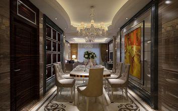 140平米四新古典风格餐厅图片