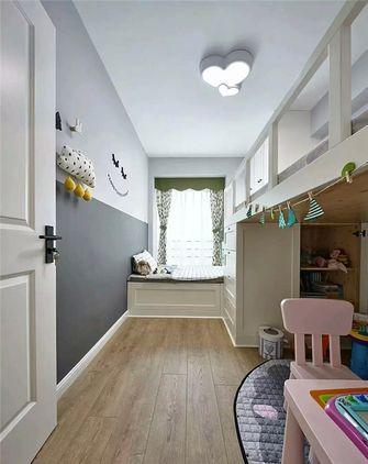 130平米四北欧风格儿童房装修案例