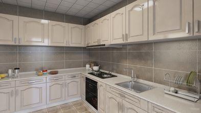 130平米三新古典风格厨房装修图片大全