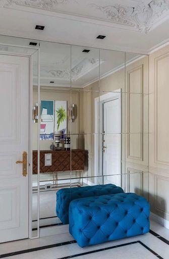 140平米四室一厅法式风格玄关装修图片大全