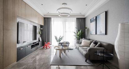 100平米三宜家风格客厅装修图片大全