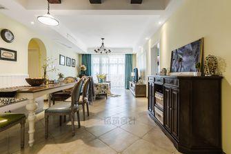 20万以上140平米三室两厅美式风格玄关门口装修图片大全